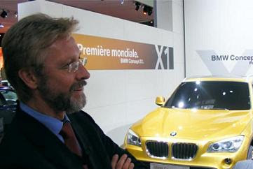 Chris Bangle Leaves BMW