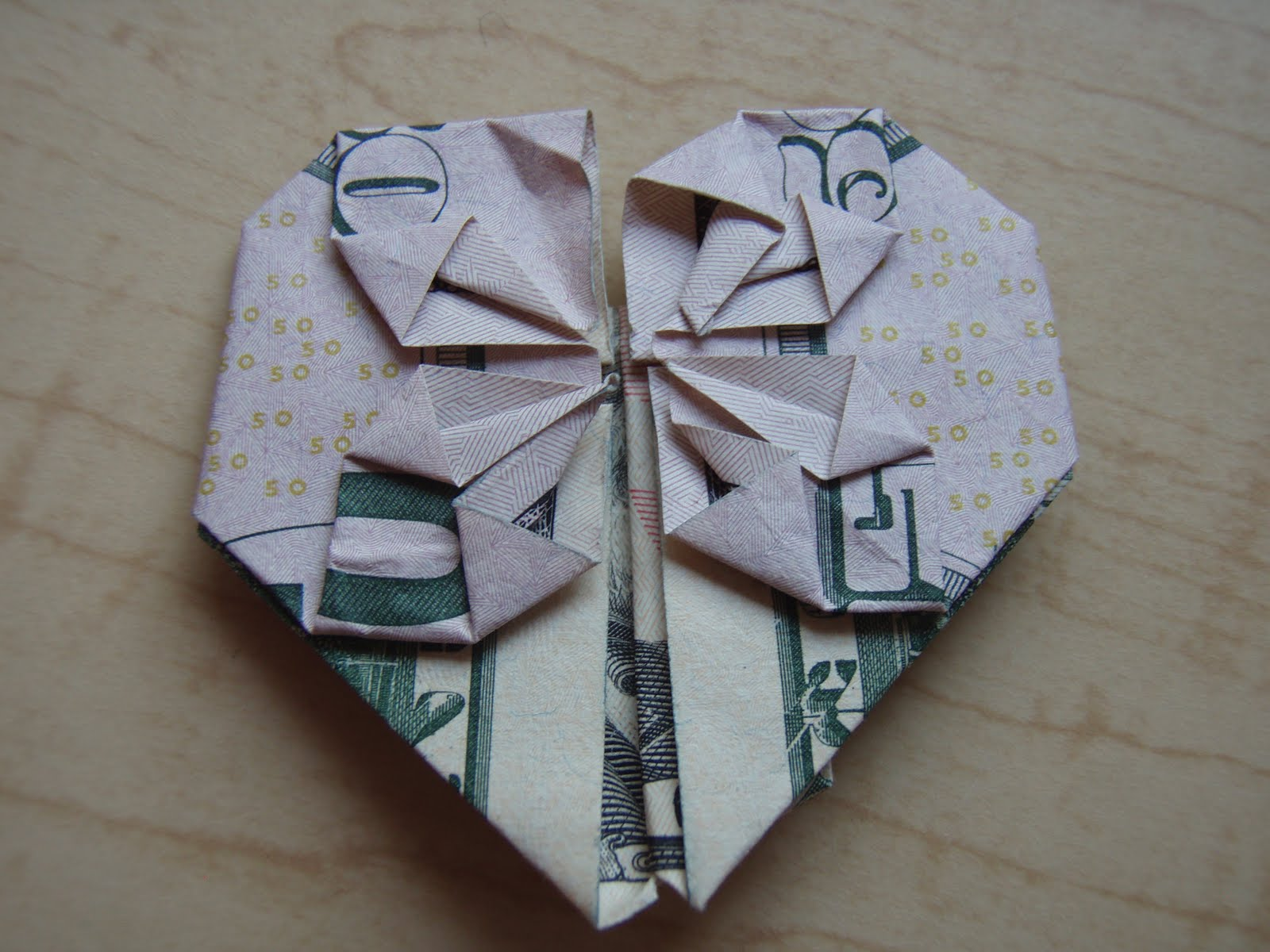 Outside the box!: My Origami Heart - photo#29