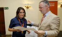 8. Maite Cancelo, Premio Economista del Año 2010