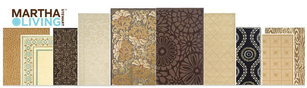 House Blend Martha Stewart Living Area Rugs