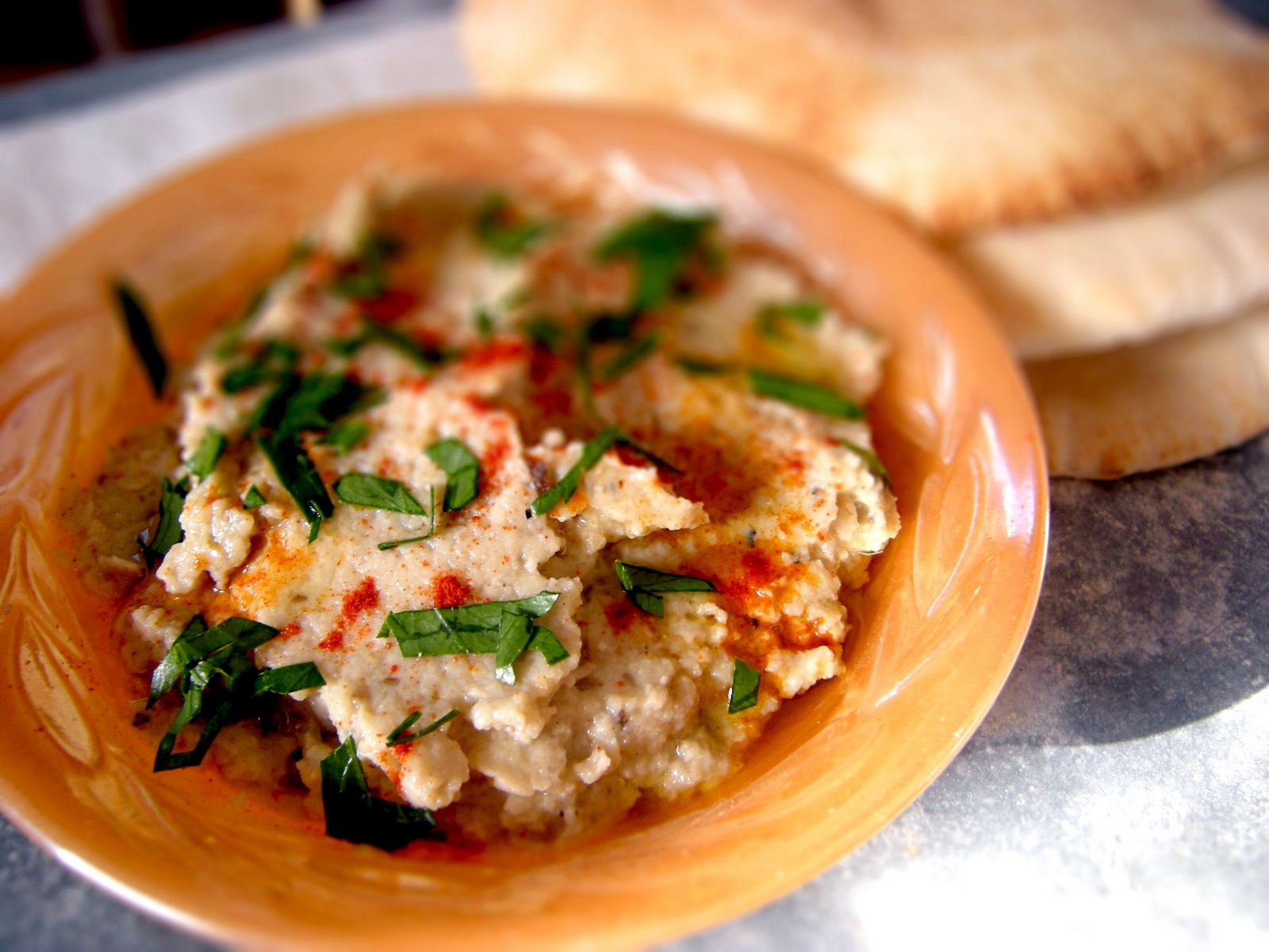 Crafty Lass: Smoky Baba Ghanoush