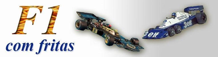 F1 com fritas