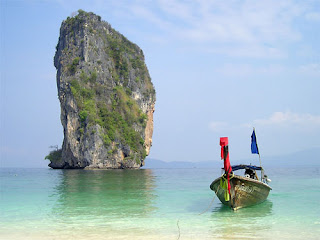 Missing out on Ko Phi Phi is criminal when yous come upwards to <a href=