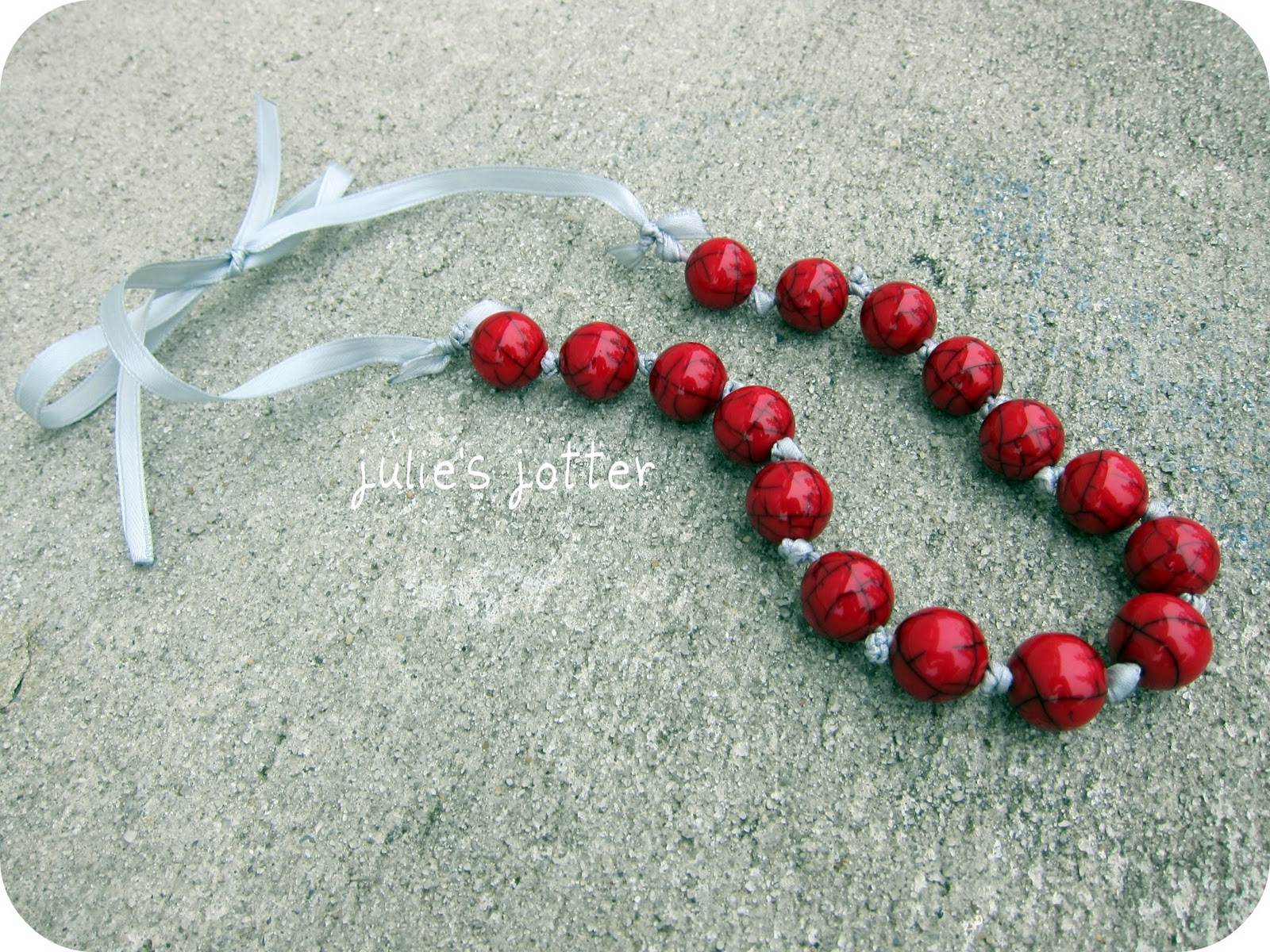 img floating tutorial necklace easy love a little everyday