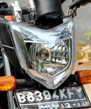 Biaya Modifikasi Yamaha Scorpio Jadi Supermoto