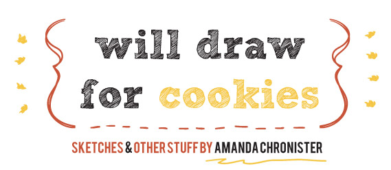 will draw for cookies