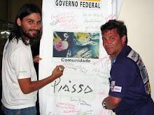 Marcos Borba e Piassa.