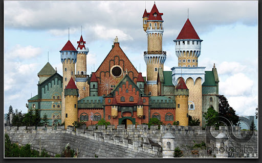 Fantasy World near Tagaytay