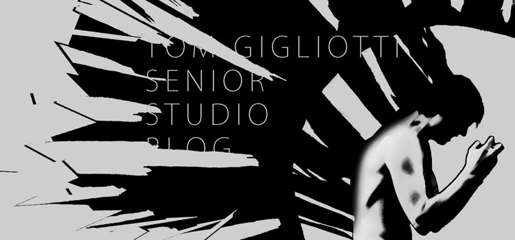 Tom Gigliotti Senior Studio Blog