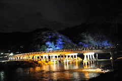 Arashiyama Hanatouro - Winter Night Festival