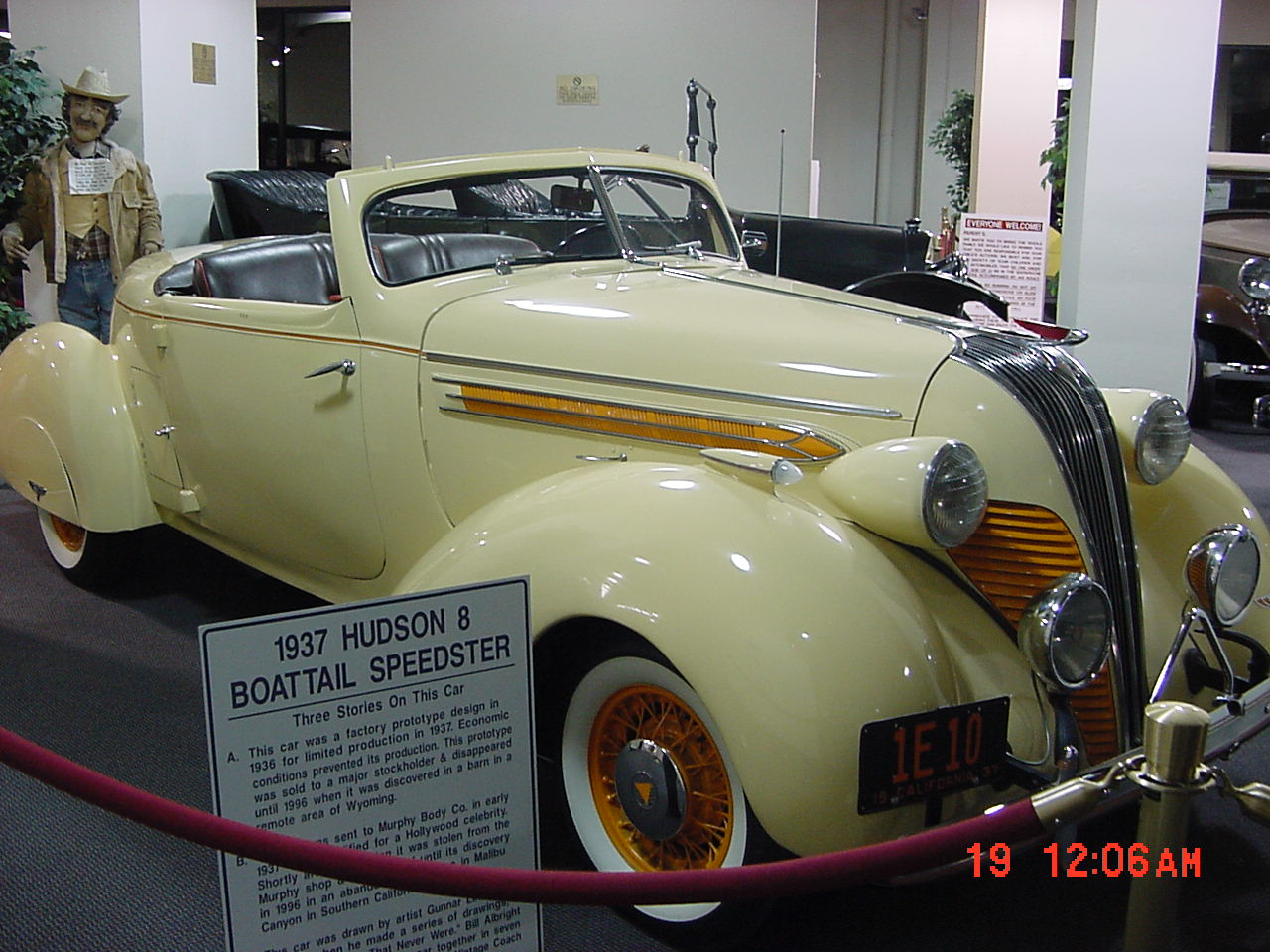 Classic Car Collection at Don Laughlin\'s Riverside