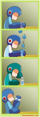 Omake: Megaman esta deprimido
