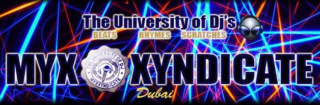 MYXXYNDICATE DUBAI