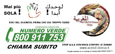 A free number to call for stranger abused women in Italy
