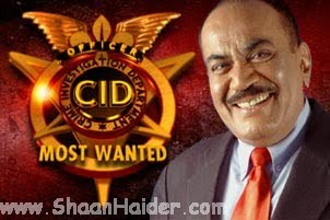 If you are having any other jokes or funny things related to CID then ...