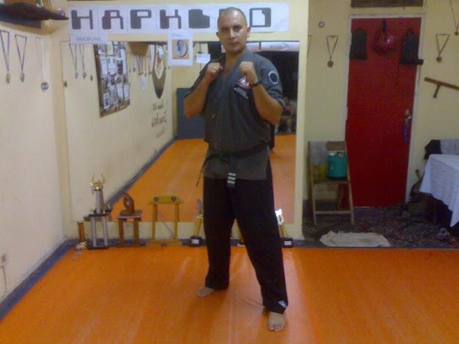 Academia de Hapkido y Defensa Personal.