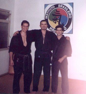 Instituto Brasilero de Hapkido. Amigos.