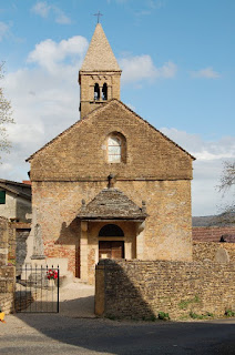 Taizé Romanesque Church