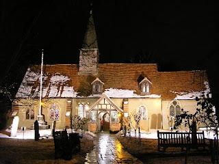 St Giles Ickenham