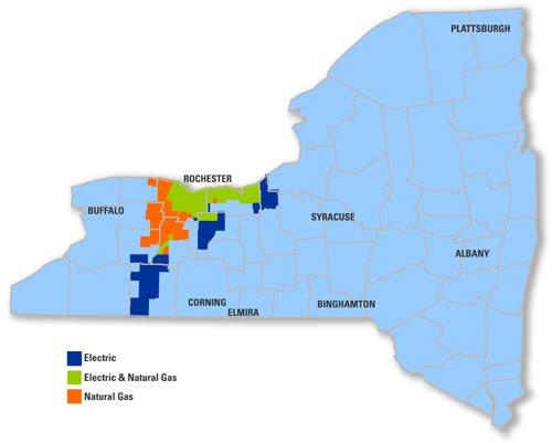 Ambit Energy >> Ambit Energy: NY RG&E Service Area