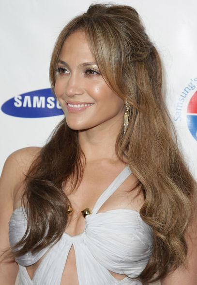 prom hairstyles for long hair half up half down 2013