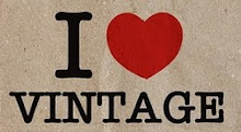 I LOVE VINTAGE!!!! LOJA ON-LINE!!!