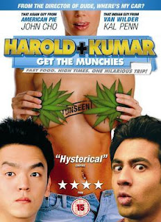 Harold & Kumar Go to White Castle Cover