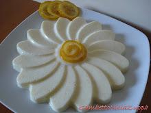 Crema rovesciata al limone