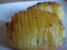 Patate Hasselback