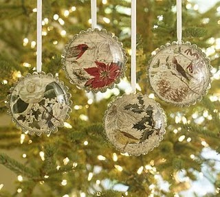 rusty rooster vintage pottery barn copy cat christmas ornaments. Black Bedroom Furniture Sets. Home Design Ideas