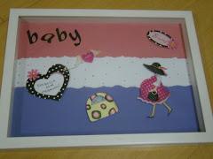 quadro para Maternidades