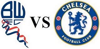 Bolton vs Chelsea