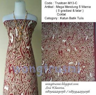 batik mega mendung