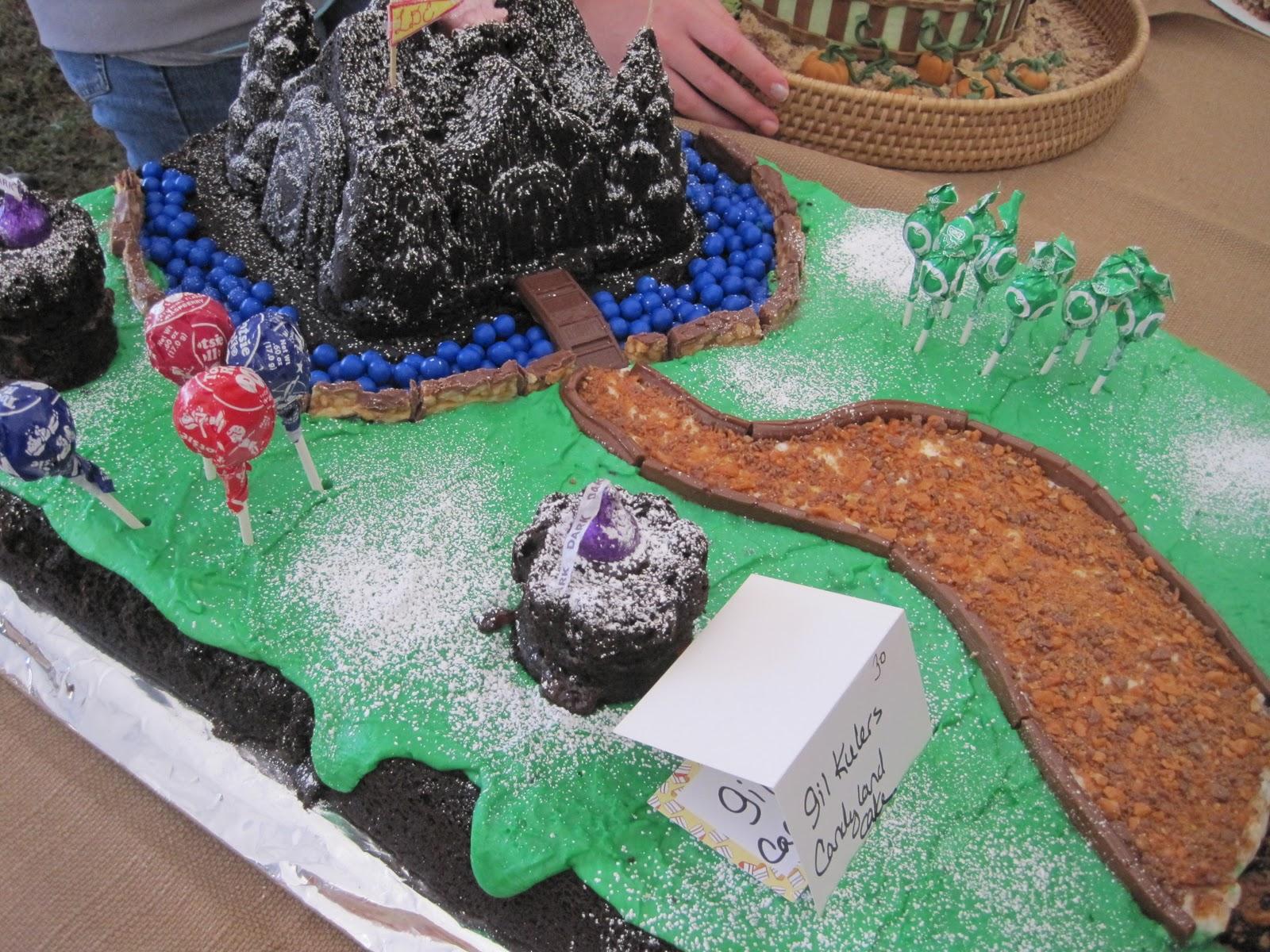 Dawne raulet wedding cakes