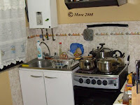 La Cocina... Un Caos!!!