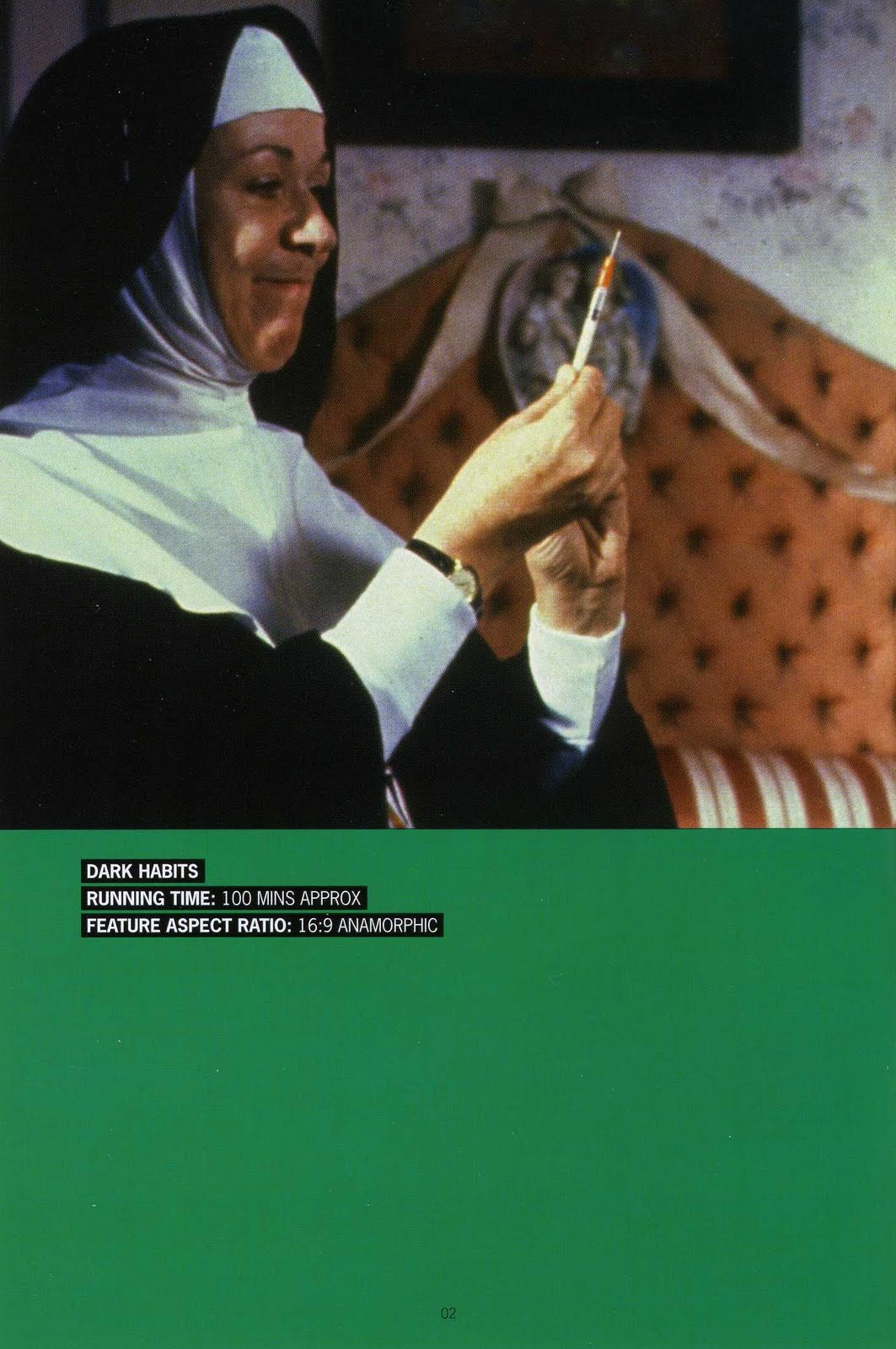 a scene analysis of dark habits a film by pedro almodovar This thesis considers the films of spanish director pedro almodóvar de pasiones, 1982), dark habits (entre ambivalent passion : pedro almodóvar's.