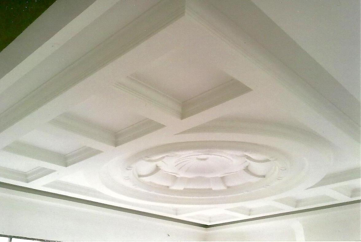 Plaster Siling Reka Hias Rumah Teres Pictures Picture