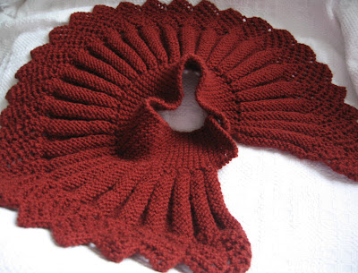 Knitting Satori: Neck Warmer Pattern