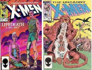Chris Claremont's Lifedeath