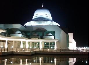 The UTP mosque