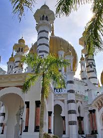 Masjid Ubudiah, Kuala Kangsar