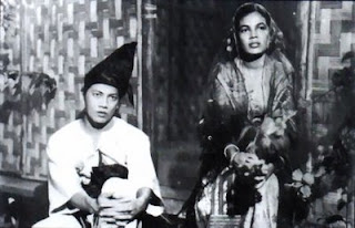 P Ramlee and Zaiton