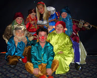 Московский цирк лилипутов и Цахи Ной в театрально-цирковой сказке «Белоснежка и семь гномов» — в дни праздника Суккот
