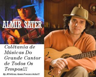 CD Almir Sater Coletania Especial