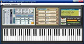 PianoFX+Studio PianoFX Studio Vs. 4.0