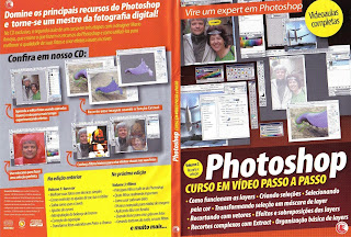 capa+curso+photoshop Curso Photoshop Em Video Passo A Passo Vol 2