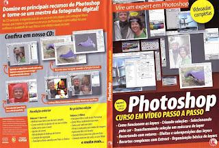 Curso Photoshop  Em Video Passo A Passo Vol 2