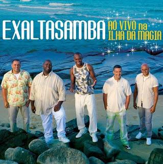 exaltasamba+ +ao+vivo+na+ilha+da+magia CD Exaltasamba   Ao Vivo na Ilha da Magia