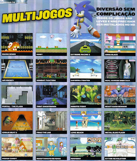 Multijogos 800 Games para PC