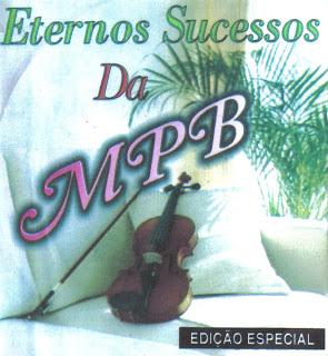 mpb+capa CD Coletanea Eternos Sucessos Da MPB